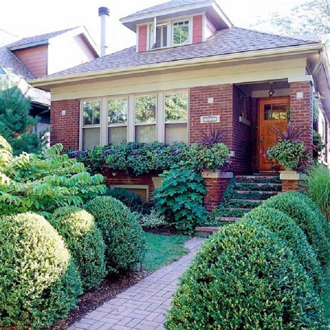 Mách bạn cách trang trí khu vườn trước nhà xinh và ngọt ngào như trong các bộ phim truyền hình lãng mạn - Ảnh 9.
