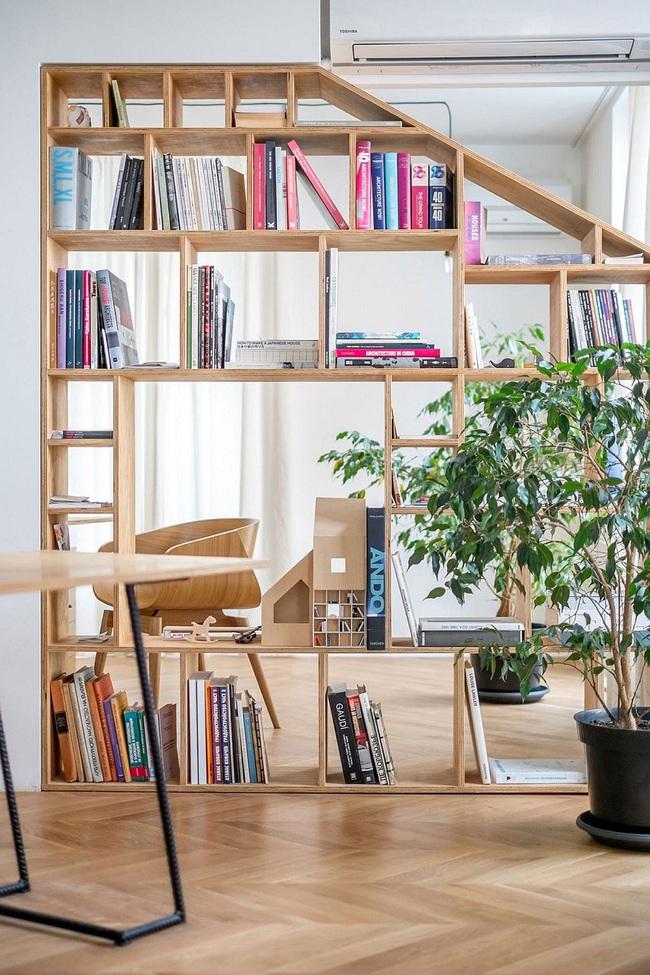 Lấy nội thất gỗ làm điểm nhấn, ngôi nhà này được đánh giá là cực hiện đại và tinh tế - Ảnh 5.