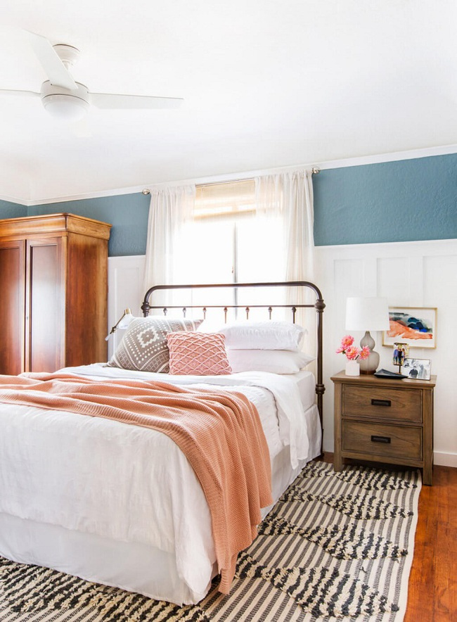 Bày cách thiết kế giường ngủ bên cửa sổ cực đẹp cho các cô nàng thích mộng mơ - Ảnh 2.