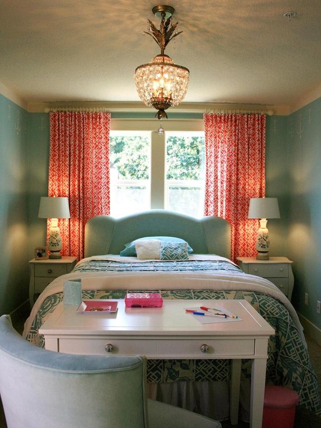Bày cách thiết kế giường ngủ bên cửa sổ cực đẹp cho các cô nàng thích mộng mơ - Ảnh 3.
