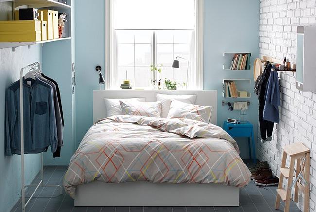 Bày cách thiết kế giường ngủ bên cửa sổ cực đẹp cho các cô nàng thích mộng mơ - Ảnh 6.