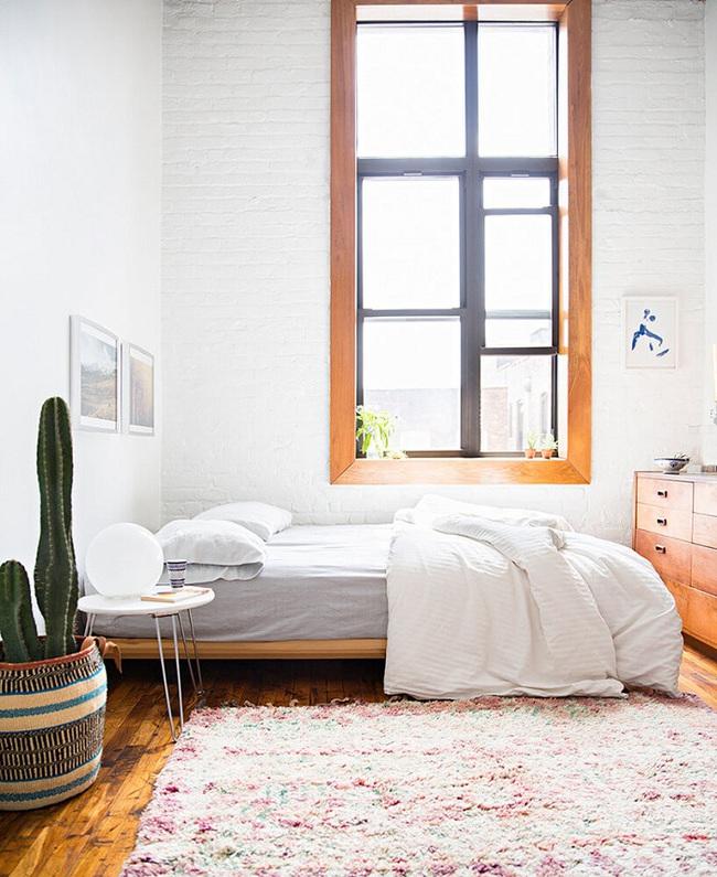 Bày cách thiết kế giường ngủ bên cửa sổ cực đẹp cho các cô nàng thích mộng mơ - Ảnh 7.