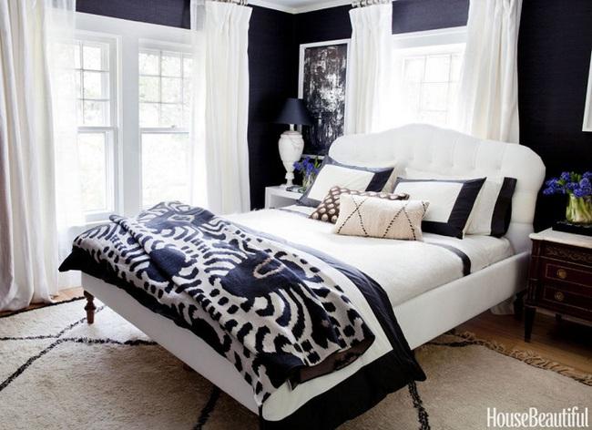 Bày cách thiết kế giường ngủ bên cửa sổ cực đẹp cho các cô nàng thích mộng mơ - Ảnh 11.