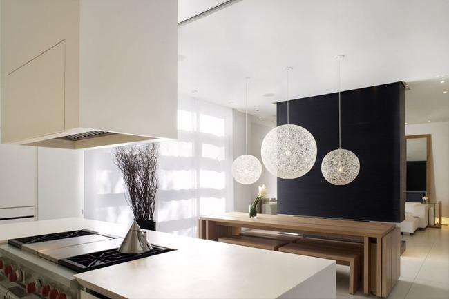 Mách bạn cách chọn đèn trang trí cho phòng ăn gia đình thêm xinh - Ảnh 7.
