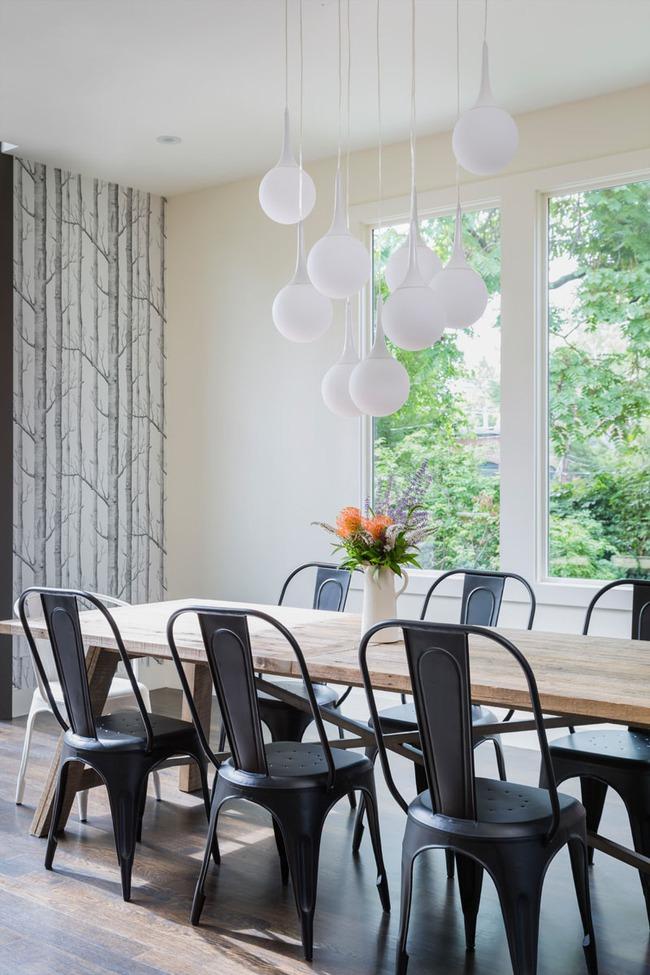 Mách bạn cách chọn đèn trang trí cho phòng ăn gia đình thêm xinh - Ảnh 23.