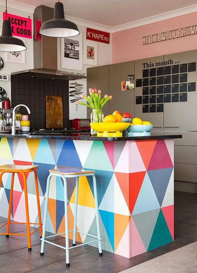 3 mẹo tô điểm cho phòng bếp nhà bạn thêm phần rực rỡ - Ảnh 1.