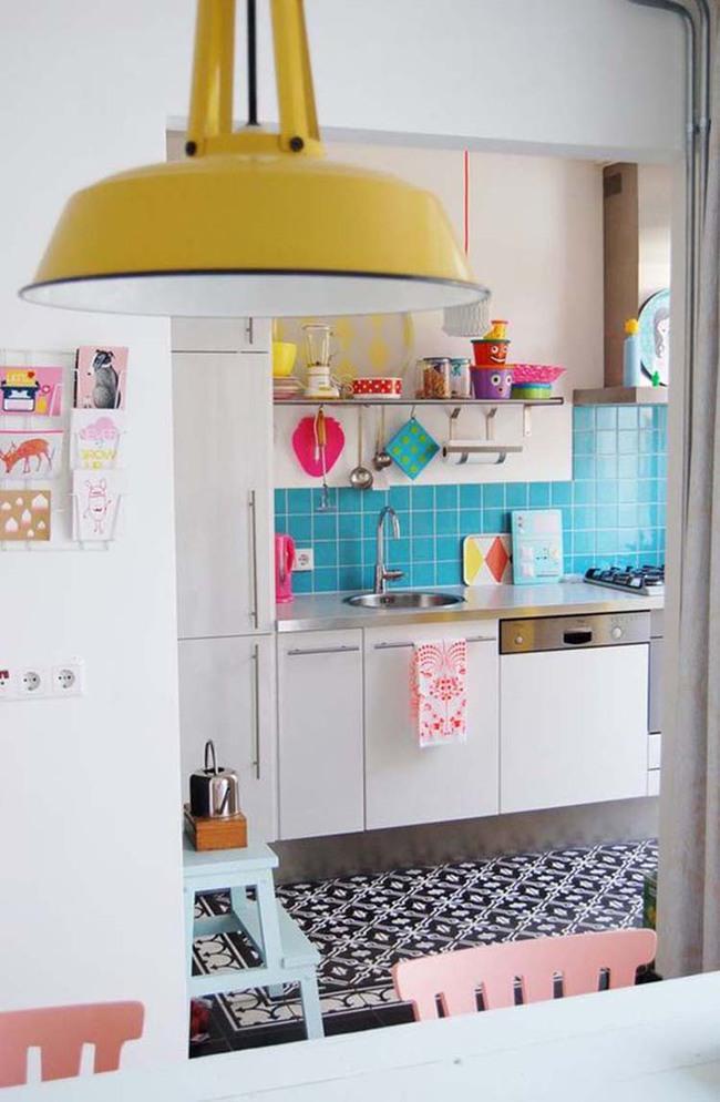 3 mẹo tô điểm cho phòng bếp nhà bạn thêm phần rực rỡ - ảnh 4.