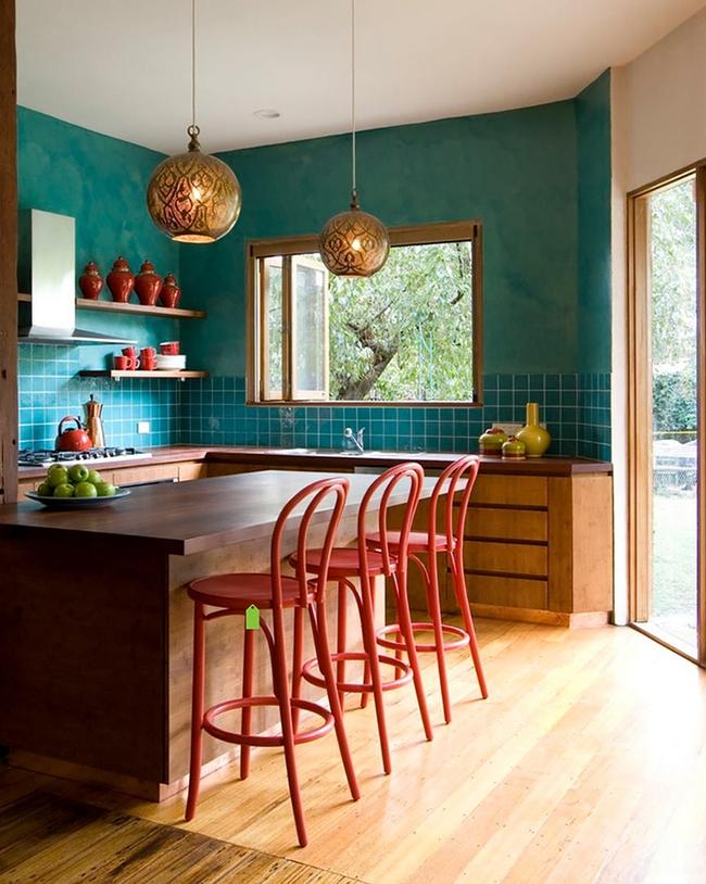 3 mẹo tô điểm cho phòng bếp nhà bạn thêm phần rực rỡ - ảnh 6.