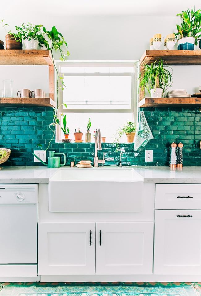 3 mẹo tô điểm cho phòng bếp nhà bạn thêm phần rực rỡ - ảnh 9.