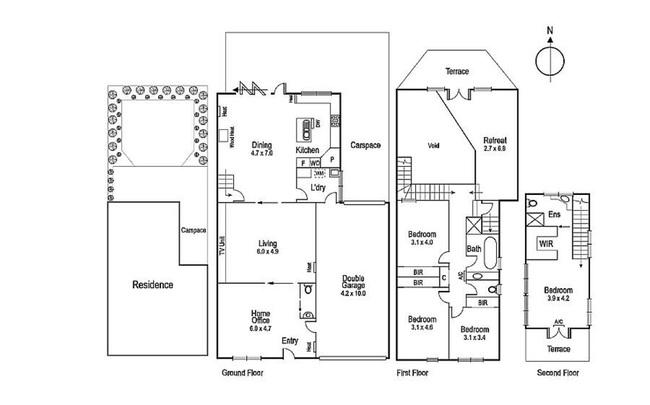 """Ngôi nhà được ví như ốc đảo xanh mát xuất hiện giữa lòng thành phố khiến ai cũng """"mê mệt"""" - Ảnh 12."""
