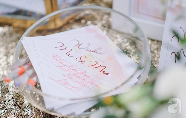 Cặp đôi Hà Thành trang trí tiệc cưới sân vườn với sắc đỏ đẹp như một giấc mơ về hạnh phúc - Ảnh 24.