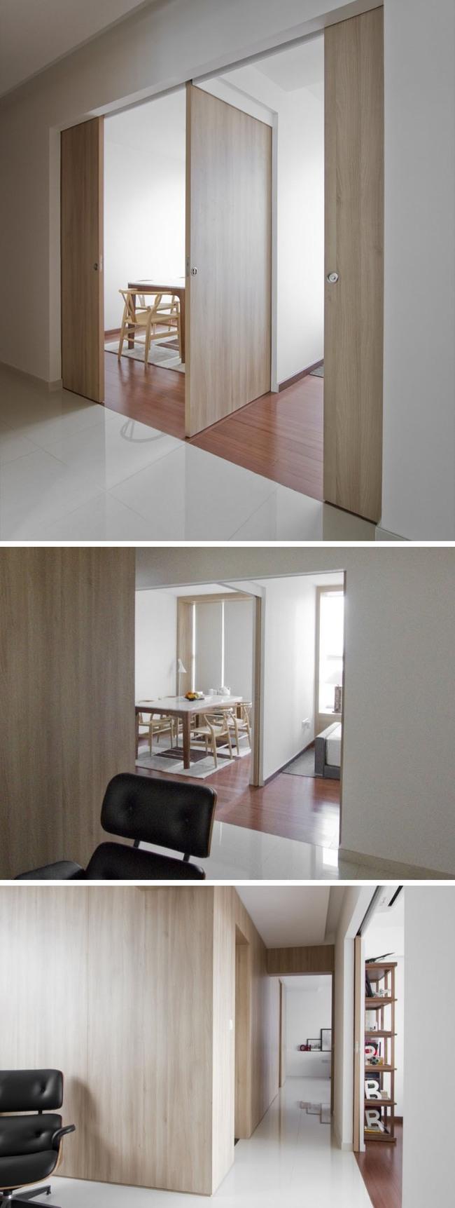 Hé lộ 5 mẫu cửa sẽ soán ngôi kiểu cánh cửa truyền thống trong thời gian tới - Ảnh 1.