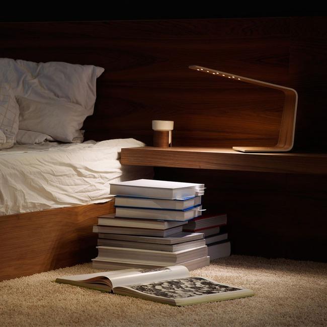Đèn ngủ để bàn – món đồ chẳng thể thiếu trong không gian phòng ngủ - Ảnh 3.