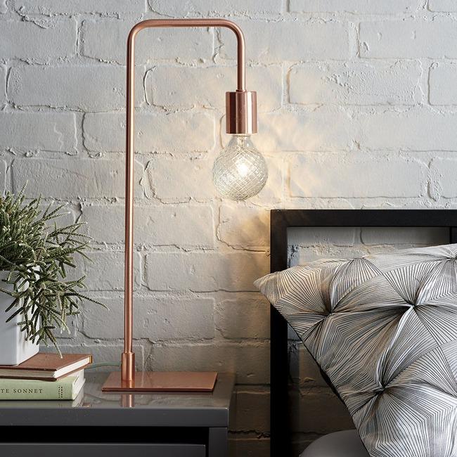 Đèn ngủ để bàn – món đồ chẳng thể thiếu trong không gian phòng ngủ - Ảnh 4.