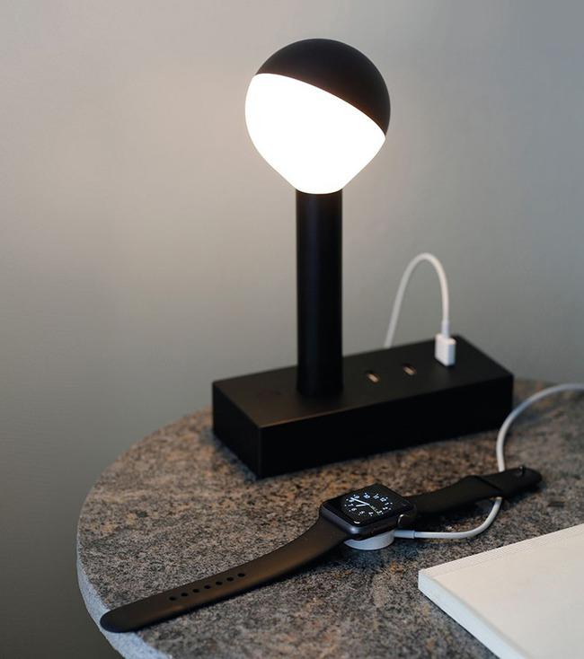 Đèn ngủ để bàn – món đồ chẳng thể thiếu trong không gian phòng ngủ - Ảnh 8.