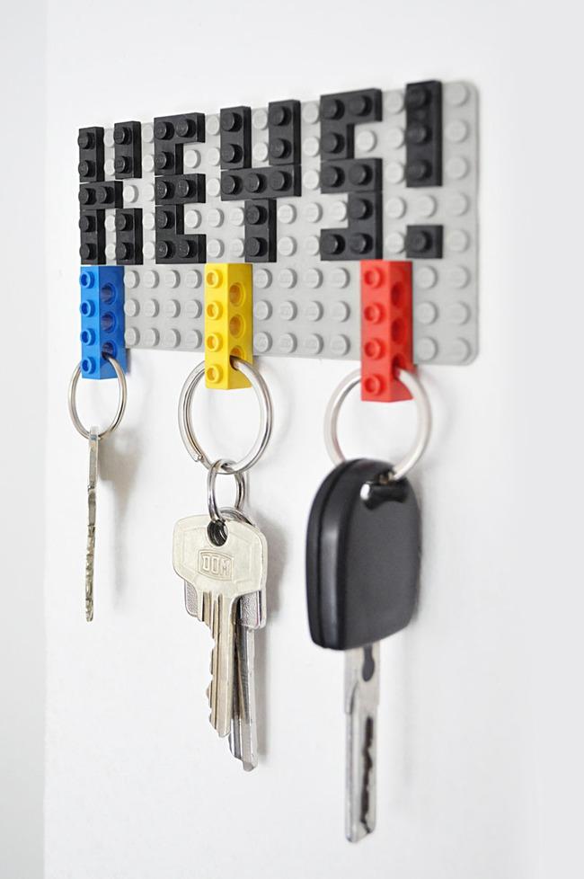 Những ý tưởng lưu trữ cần được xem ngay, nhất là với những người quen vứt chìa khóa bừa bãi - Ảnh 11.