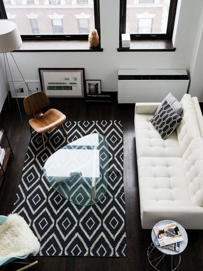 Trang trí phòng khách nhỏ chẳng còn khó nhờ có 10 mẹo hữu dụng này - Ảnh 3.
