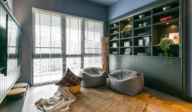 Căn hộ 60m², 2 phòng ngủ, không thể gọi là rộng nhưng vẫn đẹp xuất sắc với thiết kế ấn tượng - Ảnh 3.