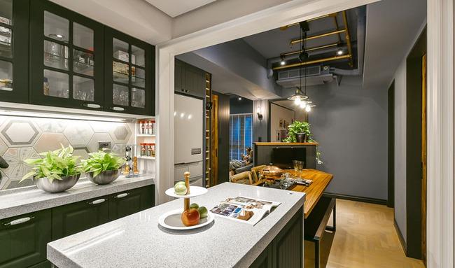 Căn hộ 60m², 2 phòng ngủ, không thể gọi là rộng nhưng vẫn đẹp xuất sắc với thiết kế ấn tượng - Ảnh 7.