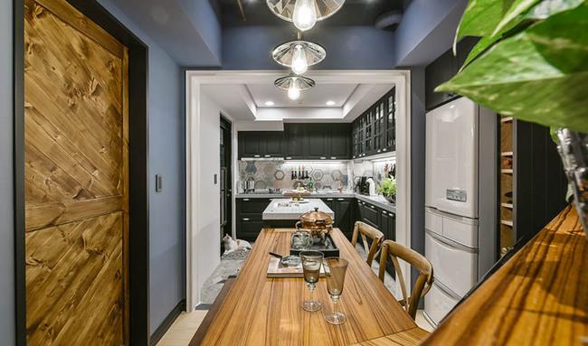 Căn hộ 60m², 2 phòng ngủ, không thể gọi là rộng nhưng vẫn đẹp xuất sắc với thiết kế ấn tượng - Ảnh 8.