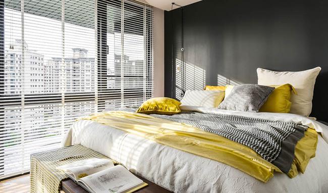 Căn hộ 60m², 2 phòng ngủ, không thể gọi là rộng nhưng vẫn đẹp xuất sắc với thiết kế ấn tượng - Ảnh 10.