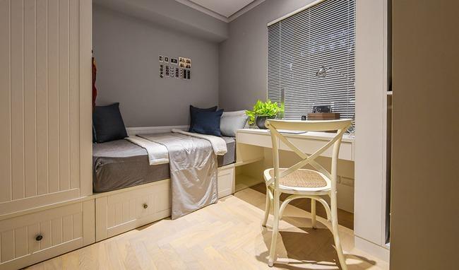 Căn hộ 60m², 2 phòng ngủ, không thể gọi là rộng nhưng vẫn đẹp xuất sắc với thiết kế ấn tượng - Ảnh 13.