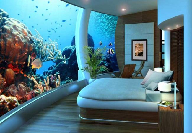 Bể cá được lồng ghép vào nội thất ngôi nhà, bạn đã biết xu hướng trang trí thịnh hành nhất hiện nay chưa? - Ảnh 8.