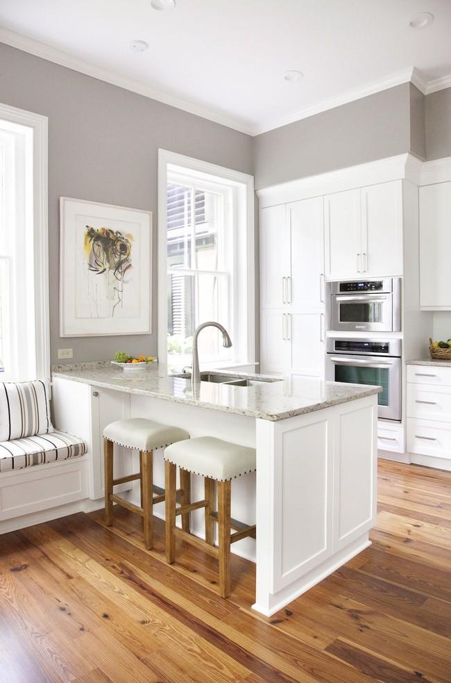 Chưa bao giờ thiết kế phòng bếp đơn giản thế, chỉ một cái bàn nhỏ bạn đã có cho riêng mình một thế giới rồi - Ảnh 7.