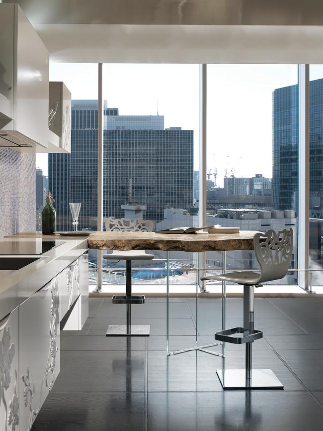 Chưa bao giờ thiết kế phòng bếp đơn giản thế, chỉ một cái bàn nhỏ bạn đã có cho riêng mình một thế giới rồi - Ảnh 13.