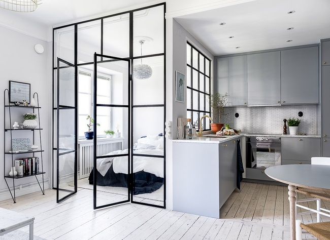 5 mẹo thiết kế giúp không gian phòng ngủ thêm thông thoáng - Ảnh 5.