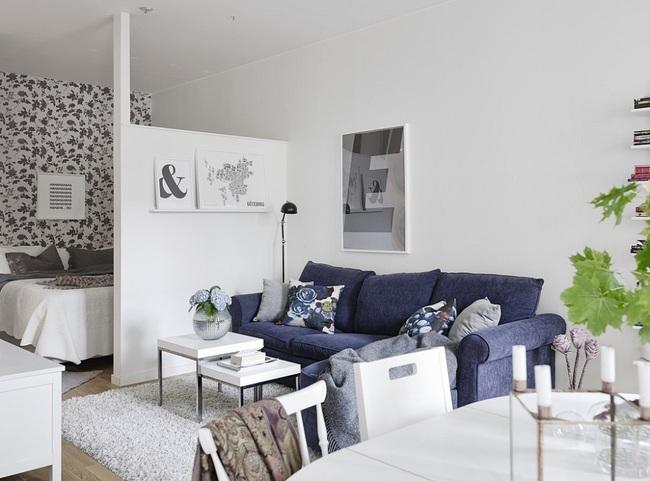 5 mẹo thiết kế giúp không gian phòng ngủ thêm thông thoáng - Ảnh 13.