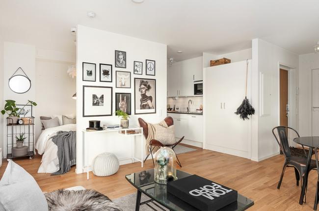 5 mẹo thiết kế giúp không gian phòng ngủ thêm thông thoáng - Ảnh 14.