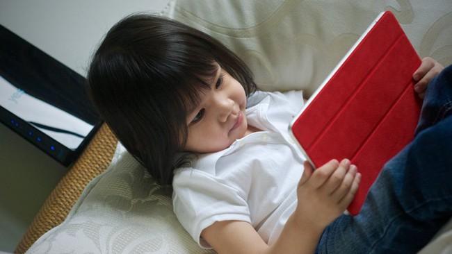 Nếu không thể cấm, đây là cách giúp trẻ 2-5 tuổi dùng Ipad hiệu quả - Ảnh 3.