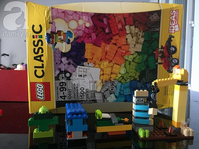 Khám phá bộ đồ chơi Lego classic từ bé 4 tuổi tới... cụ 99 tuổi đều thích - Ảnh 3.