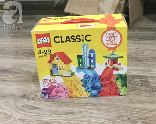Khám phá bộ đồ chơi Lego classic từ bé 4 tuổi tới... cụ 99 tuổi đều thích - Ảnh 2.