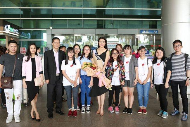 Á Hậu Lệ Hằng tuyên bố sẽ ăn thỏa thích sau cuộc thi Hoa hậu Hoàn Vũ - Ảnh 5.