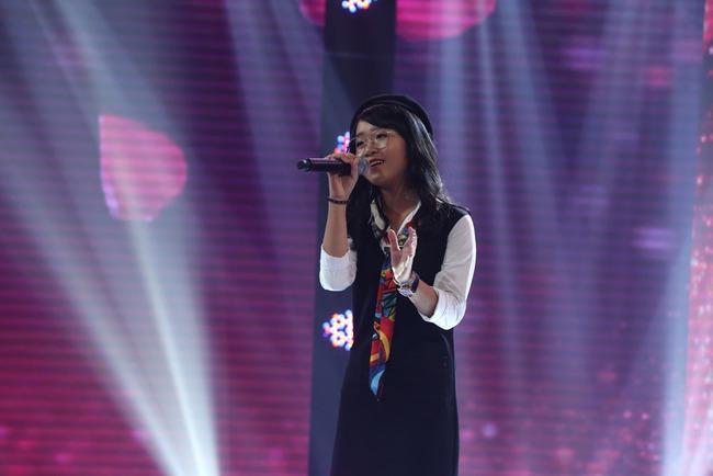 Đây là bé 13 tuổi vừa xinh, vừa hát dân ca hay như NSND Thu Hiền - Ảnh 7.