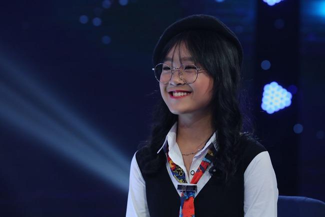 Đây là bé 13 tuổi vừa xinh, vừa hát dân ca hay như NSND Thu Hiền - Ảnh 8.