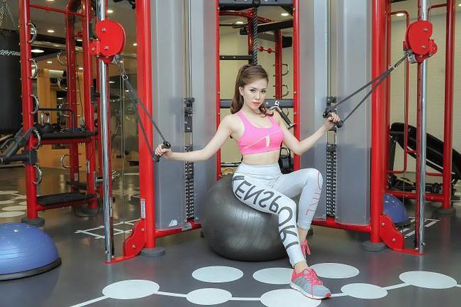 Quan niệm ăn uống và tập luyện giữ dáng của hot girl Mai Thỏ: Tăng cơ chứ không tăng mỡ - Ảnh 1.