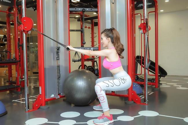 Quan niệm ăn uống và tập luyện giữ dáng của hot girl Mai Thỏ: Tăng cơ chứ không tăng mỡ - Ảnh 5.