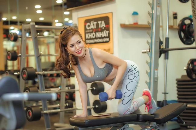 Quan niệm ăn uống và tập luyện giữ dáng của hot girl Mai Thỏ: Tăng cơ chứ không tăng mỡ - Ảnh 4.
