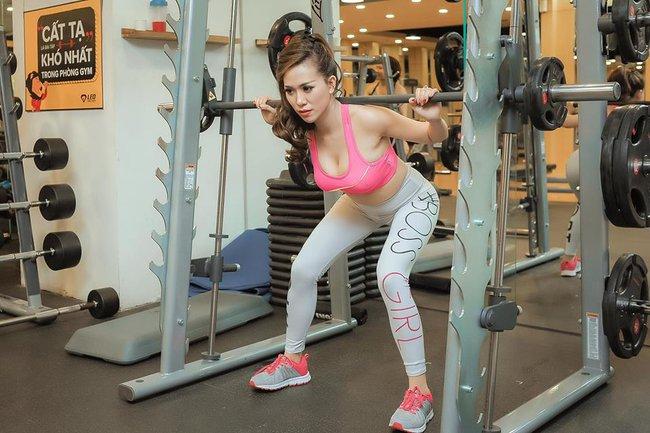 Quan niệm ăn uống và tập luyện giữ dáng của hot girl Mai Thỏ: Tăng cơ chứ không tăng mỡ - Ảnh 7.