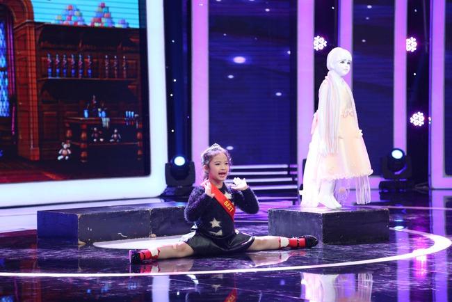 Ca nương nhỏ tuổi nhất Việt Nam Tú Thanh bất ngờ xuất hiện ở Biệt tài tí hon - Ảnh 9.