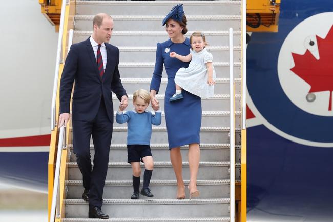 Bất ngờ trước cách dạy con của cặp đôi Hoàng gia William và Kate Middleton - Ảnh 5.