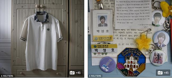3 năm sau thảm kịch chìm phà Sewol, cha mẹ các em học sinh xem con mình chỉ đi xa dài ngày - Ảnh 16.