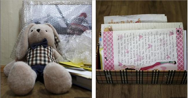 3 năm sau thảm kịch chìm phà Sewol, cha mẹ các em học sinh xem con mình chỉ đi xa dài ngày - Ảnh 9.