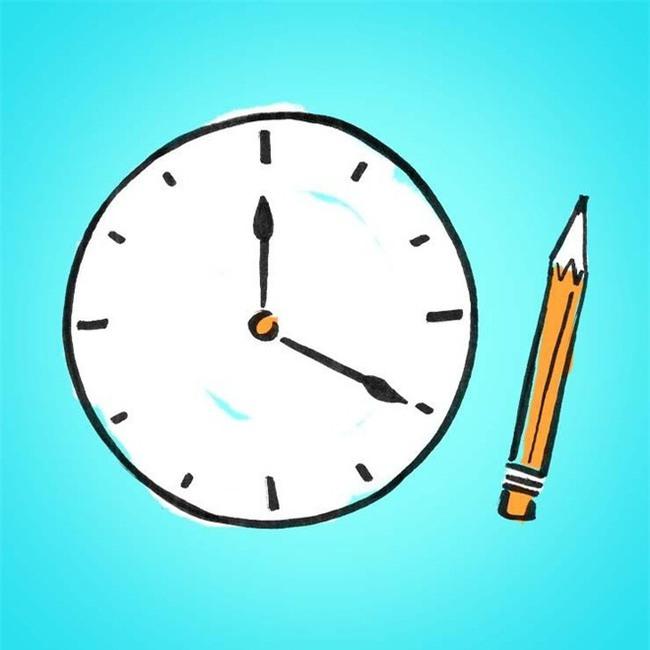 Vẽ mặt đồng hồ lên giấy, bài tập kiểm tra trí nhớ cực quan trọng - Ảnh 2.