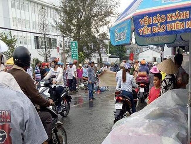 Xe khách Phương Trang tông chết bé gái 14 tuổi - Ảnh 1.