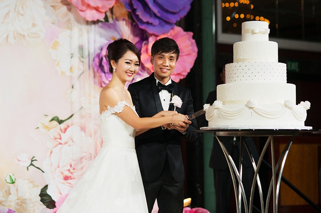 Đừng choáng khi xem những đám cưới chất chơi hiếm có của các cặp đôi lắm tiền nhiều của này - Ảnh 10.