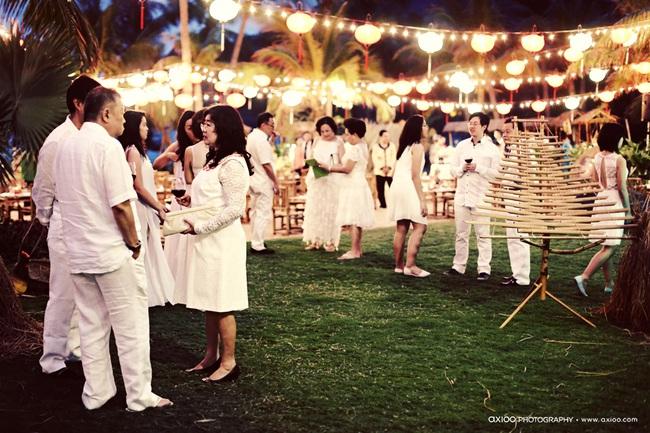 Đừng choáng khi xem những đám cưới chất chơi hiếm có của các cặp đôi lắm tiền nhiều của này - Ảnh 26.